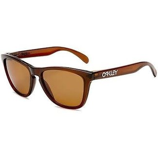 OAKLEY OAKLEY FROGSkINS POLISHED RETINA BROWN/BROWN POLARIZED