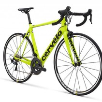 Cervelo R3 RIM Ultegra 2018  Fluo Yellow Black  51 Road Bike