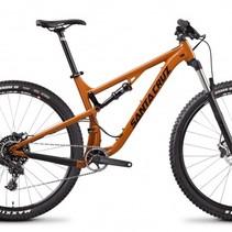 Santa Cruz Tallboy 3 Carbon 29 2018  Gloss Rust Black Medium Mountain Bike