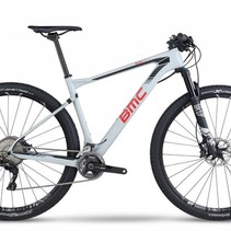 Bmc TeamElite 01 XT  2017  Grey  Medium Mountain Bike