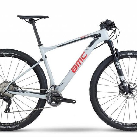 BMC Bmc TeamElite 01 XT 2017  Grey Medium  Mountain  Bike