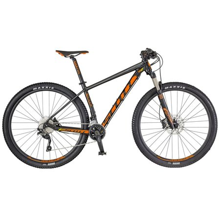Scott Scale 970 Black Orange Medium 1N8