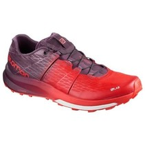 S/LAB ULTRA UNISEX  Racing Red/Maverick/White Size 9