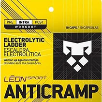 Leon Sport Natural Salt Anticramp Caps (10)