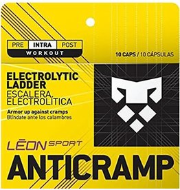 LEON SPORT EVOLUTION ANTICRAMP 10 CAPS