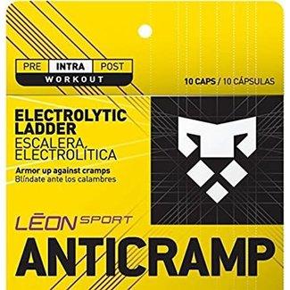 LEON SPORT Leon Sport Natural Salt Anticramp Caps (10)