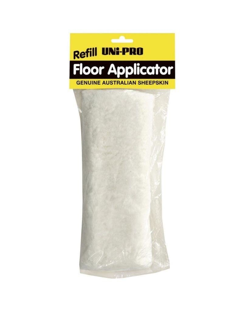 Uni-Pro UNI-PRO Sheepskin Floor Applicator Pad