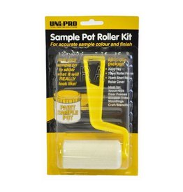 Uni-Pro UNI-PRO Sample Roller Kit
