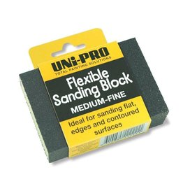 Uni-Pro UNI-PRO Flexible Sanding Block
