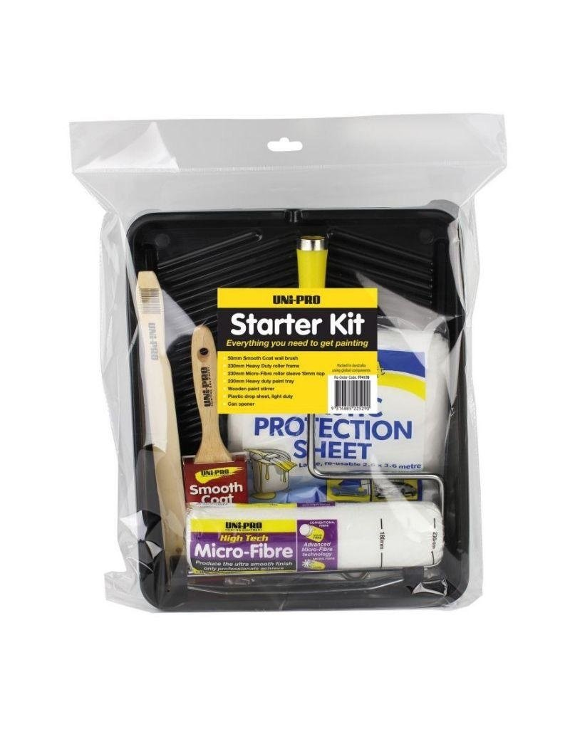 Uni-Pro UNI-PRO 7 Piece Starter Kit 230mm