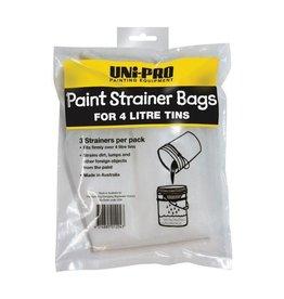 Uni-Pro UNI-PRO 3 Paint Strainer Bags