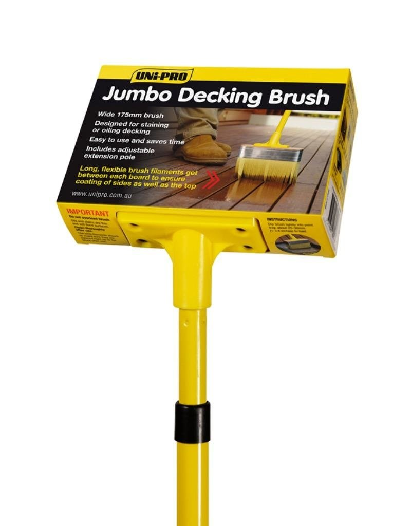 Uni-Pro UNI-PRO Jumbo Decking Brush