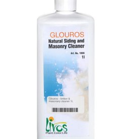 Livos LIVOS Glouros - Timber & Masonry Cleaner