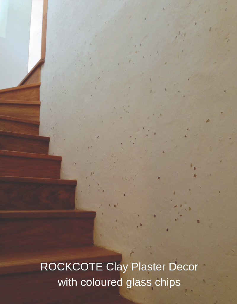 Rockcote ROCKCOTE Clay Plaster Decor