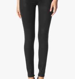 Hudson Jeans Krista Size 25 coated wax super skinny