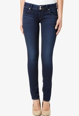 Hudson Jeans Collin signature button-flap back pockets super stretch skinny
