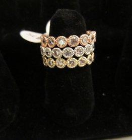 Romeo + Juliet Crystal Ring