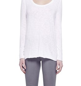 Charli UK Brooke Cotton Mix Long Sleeve Tee