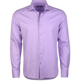 Stone Rose Diamond Textured Dress Shirt w/ Mother of Pearl Buttons