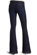 Frankie B French Knot Famous midrise bootcut