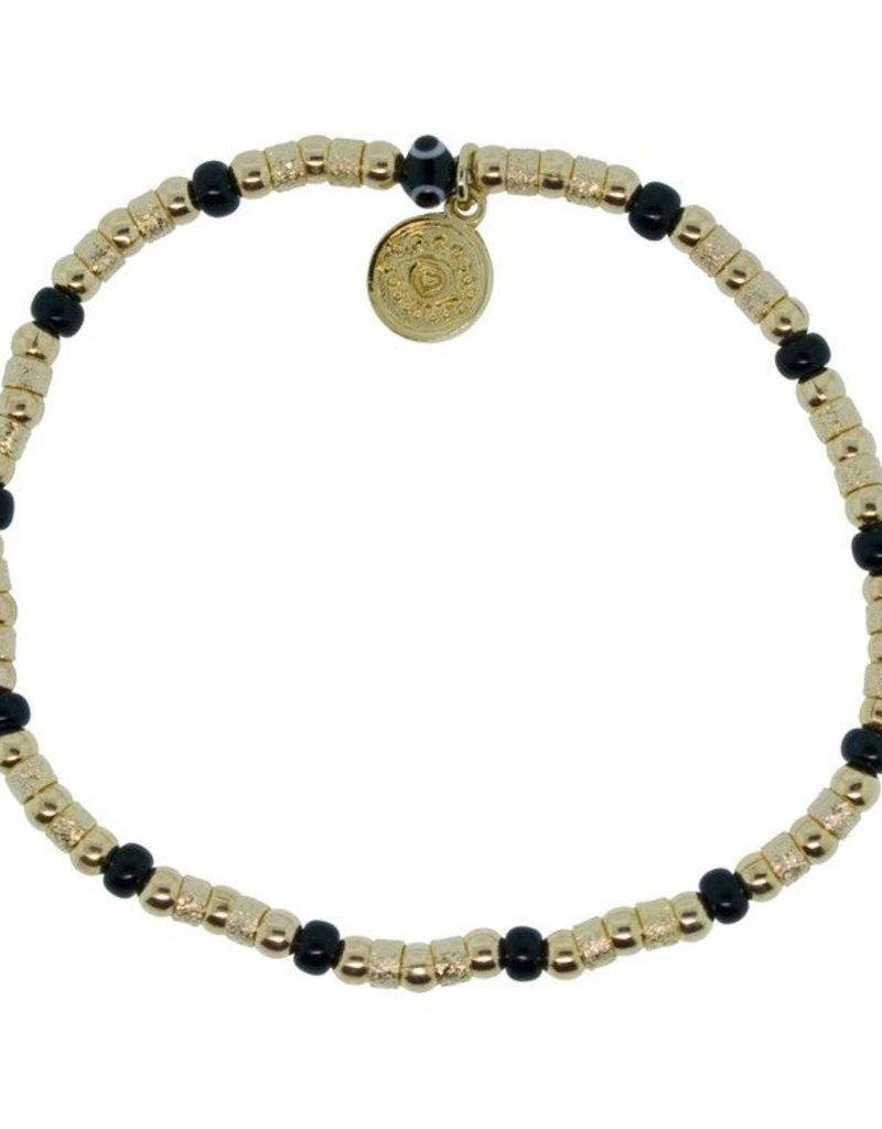Blee Inara Beads Stretchy Bracelet