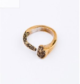 House of Harlow Antique Pinky Ring
