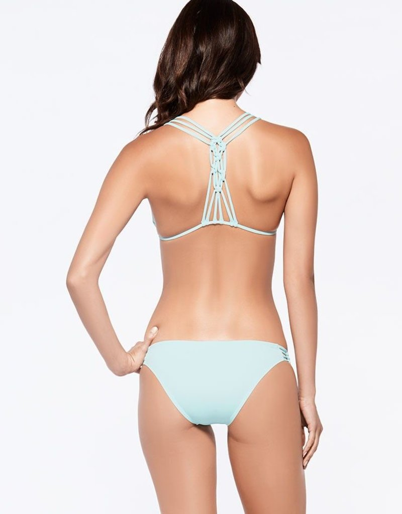 L Space Sweet & Chic - Knotty Halter Bikini Top