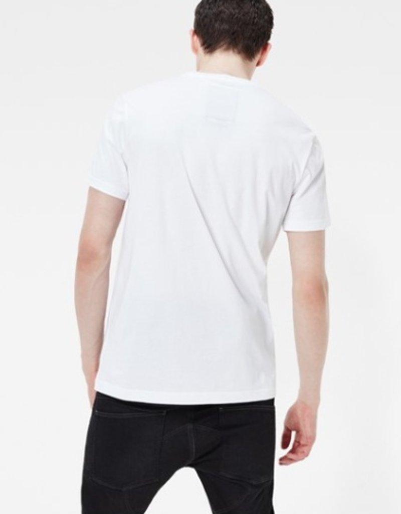 G-Star Classic Regular Pocket Crew Neck S/S T-Shirt