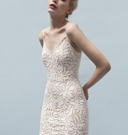 Goldie London Song Bird Lace Cami Dress