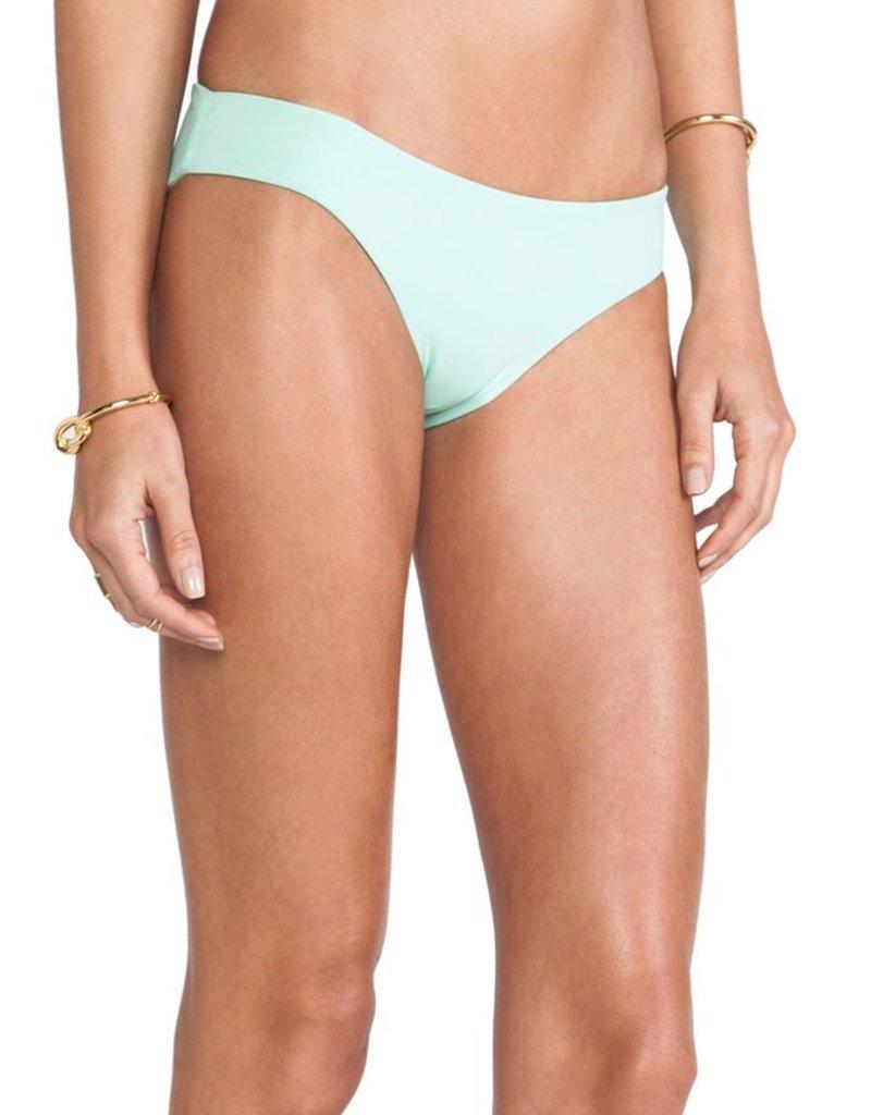 L Space Fringe - Lydia Reversible (classic cut) bikini bottom