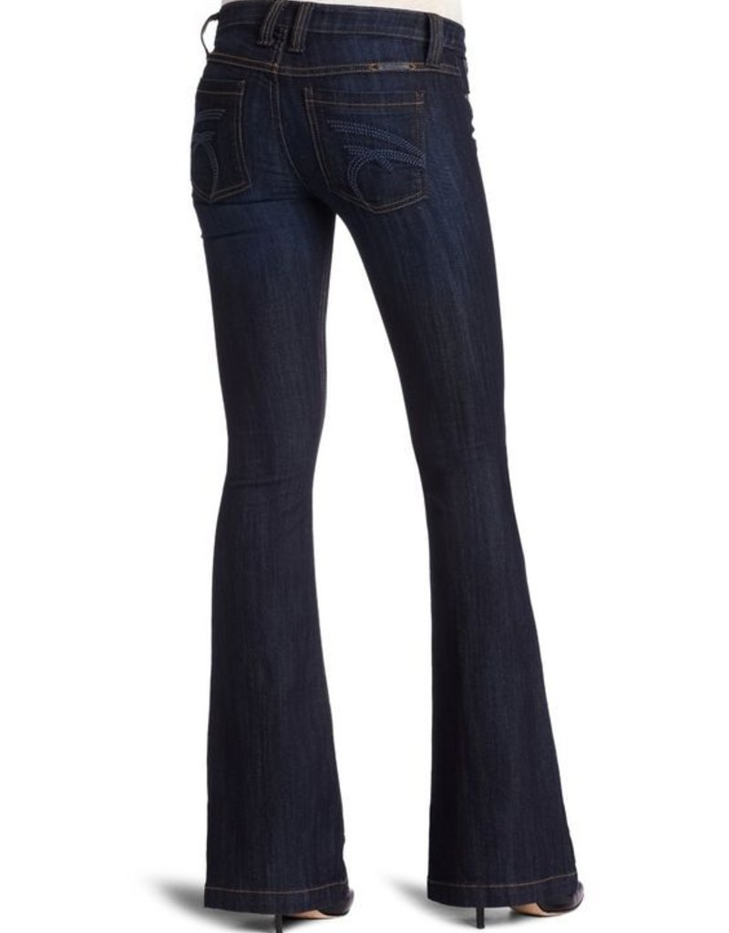 Frankie B French Knot Famous Bootcut Jean