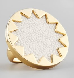 House of Harlow HHLOW-R002063RW-RING-6