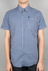 G-Star RCT Btd british check western 1 pocket sslv dress shirt