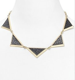 House of Harlow Triptych Necklace