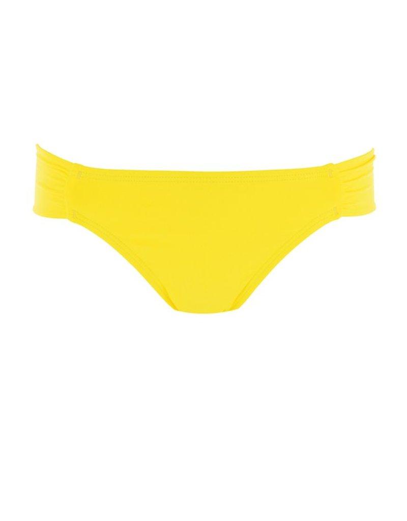 L Space Flutter Bye - Foxy Tab Bikini Bottom