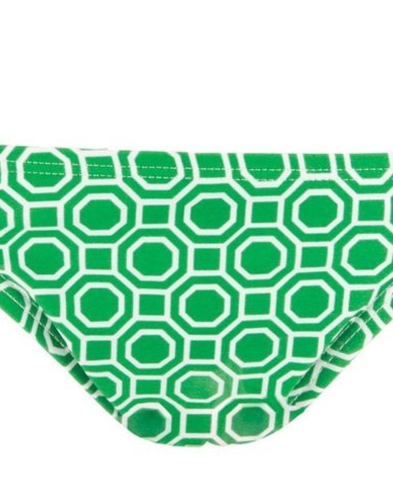 L Space Graphicana Taboo (classic cut) bikini bottom