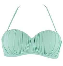 L Space Sweet & Chic - Ariel Padded Bandeau Bikini Top