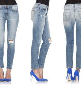 "Joe's Jeans Vintage Reserve - 28"" rolled skinny ankle"