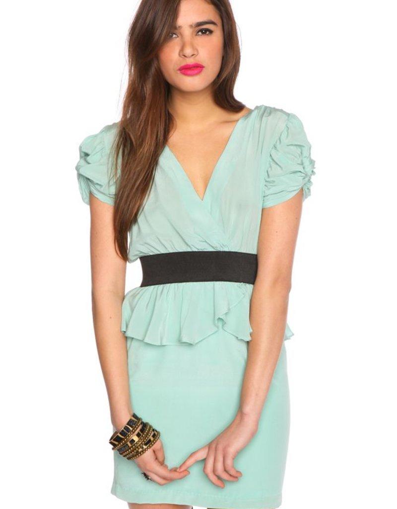 Aryn K Cocktail Dress