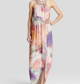 Charlie Jade Georgette Maxi Dress