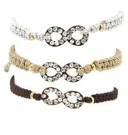 Blee Inara Macrame Bracelet