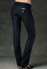 Hudson Jeans Carly flap pocket straight leg