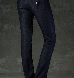 Hudson Jeans Carly flap pocket straight leg