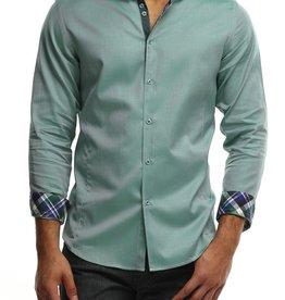 Stone Rose Texture Dress Shirt