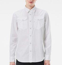 G-Star Tacoma Deconstructed Twin Flap Pockets L/S Dress Shirt