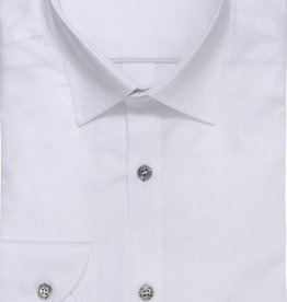 Stone Rose Diamond Textured Dress Shirt