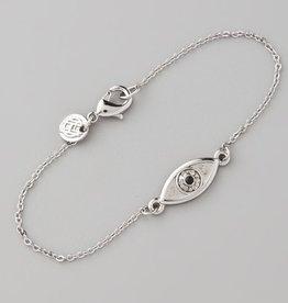 House of Harlow Evil Eye Bracelet
