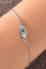 House of Harlow Evil Eye Bracelet