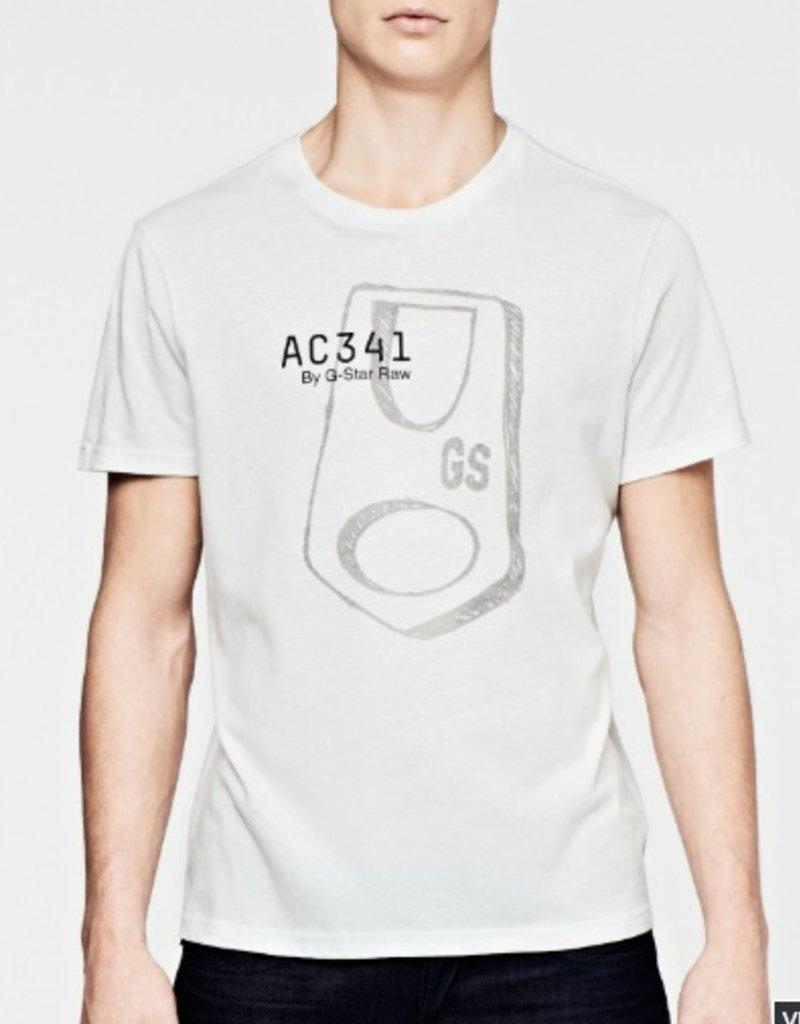 G-Star Art Avon sslv crew neck tshirt