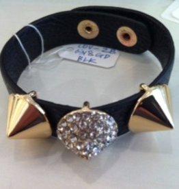 Loviea Leather Bracelet